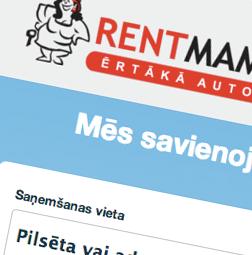 Biluthyrningsportalen RentMama.com